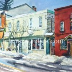 Elora the Colourful - Melcalfe St.