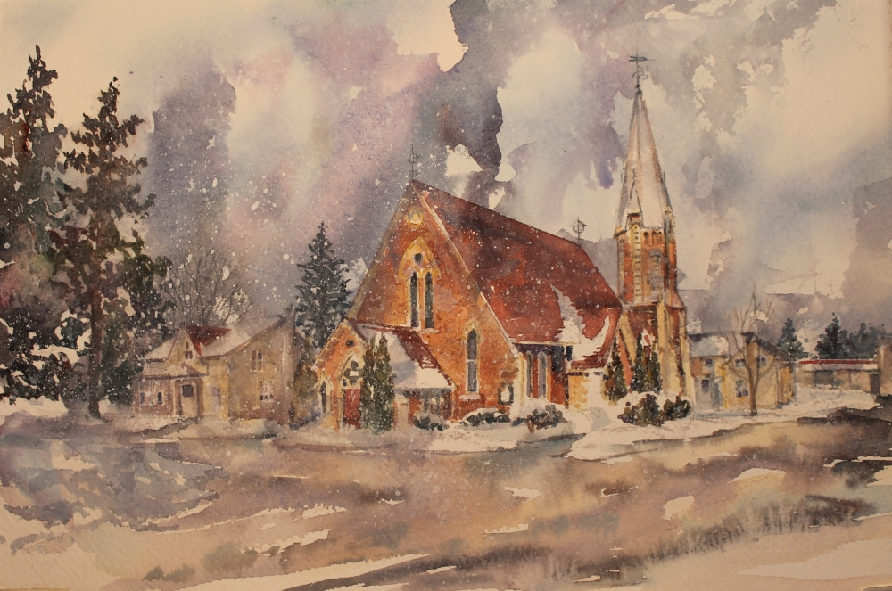 St. Johns Anglican - Elora