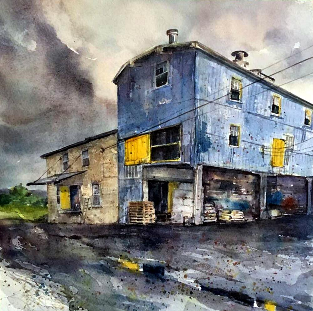 Feed Mill- Owen Sound
